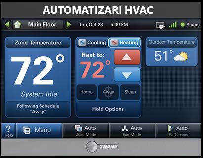 Automatizari HVAC 1